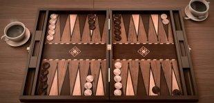 Backgammon Blitz. Видео #1