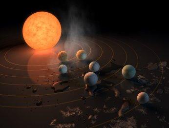 Как Интернет отреагировал наконференцию NASA и 7 найденных планет