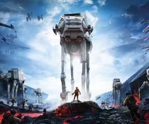 Пять минут мультиплеера Star Wars Battlefront