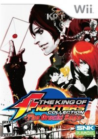 Обложка King of Fighters Collection: The Orochi Saga