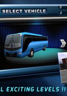 3D Bus Parking Simulation Game