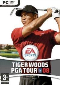 Tiger Woods PGA Tour 2008 – фото обложки игры