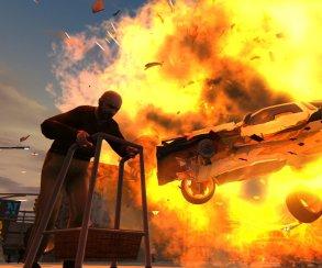Ремейк Carmageddon официально в Steam: пенсионеры против бульдозеров