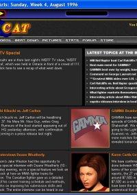 World of Mixed Martial Arts – фото обложки игры