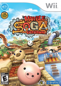 Обложка Marble Saga: Kororinpa