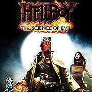 Обложка Hellboy: The Science of Evil