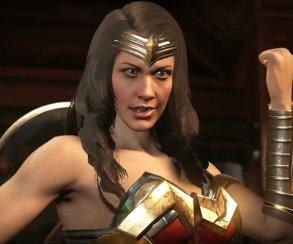 Чудо-женщина связала Супермена в новом трейлере Injustice 2