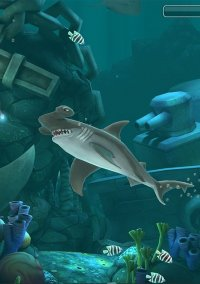Обложка Hungry Shark Evolution