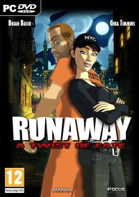 Обложка Runaway 3: A Twist of Fate