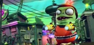 Plants vs. Zombies: Garden Warfare 2. Анонсирующий трейлер c E3 2015