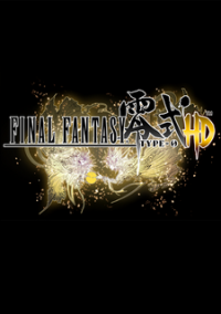 Обложка Final Fantasy Type-0 HD