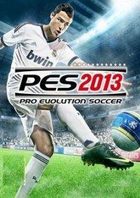 Обложка Pro Evolution Soccer 2013