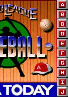 MicroLeague Baseball 4