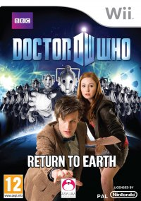 Doctor Who: Return to Earth – фото обложки игры