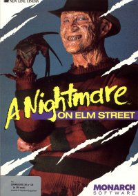 Обложка Nightmare on Elm Street