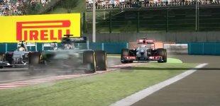 F1 2014. Видео #6