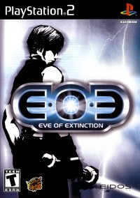 Обложка EOE: Eve of Extinction