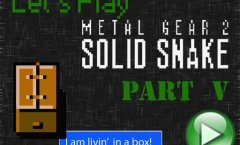 Lets Play Metal Gear 2. Часть 5