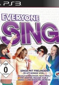 Обложка Everyone Sing