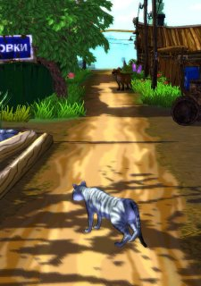 Невероятные приключения кота Парфентия в деревне