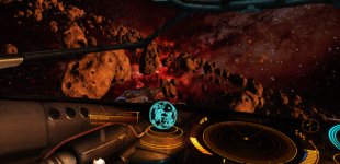 Space Rift. Официальный трейлер