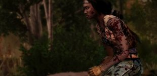 The Walking Dead: Michonne. Первые 6 минут игры