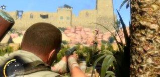 Sniper Elite 3. Видео #9