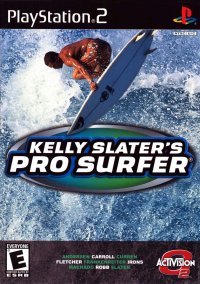 Обложка Kelly Slater's Pro Surfer