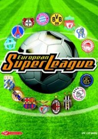 Обложка European Super League