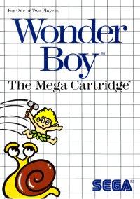Обложка Wonder Boy