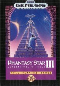 Phantasy Star III: Generations of Doom – фото обложки игры