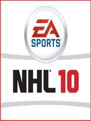 Обложка NHL 10