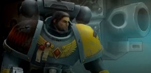 Warhammer 40,000: Space Wolf. Видео #1