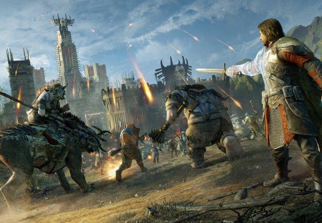 Middle-earth: Shadow of War. Трейлер миссии Violent Nature