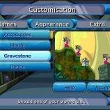 Скриншот Worms: Battle Islands