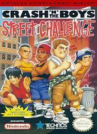 Обложка Crash 'n the Boys: Street Challenge