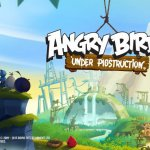 Скриншот Angry Birds Under Pigstruction – Изображение 1
