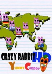 Обложка Crazy Rabbit: Yummy Carrot