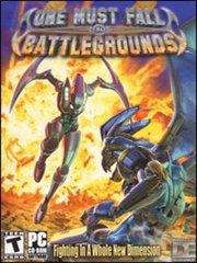 Обложка One Must Fall: Battlegrounds