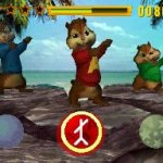 Скриншот Alvin and the Chipmunks: Chipwrecked  – Изображение 2
