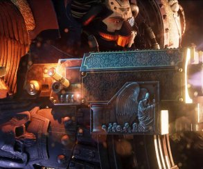 Релизный трейлер шутера Warhammer 40K Space Hulk: Deathwing