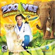 Обложка Zoo Vet: Endangered Animals