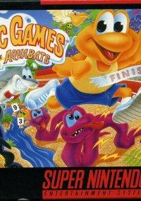 Обложка The Super Aquatic Games Starring the Aquabats