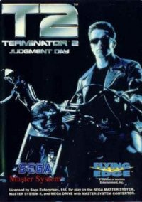 Обложка Terminator 2: Judgment Day