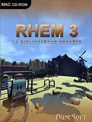 Обложка RHEM 3: The Secret Library