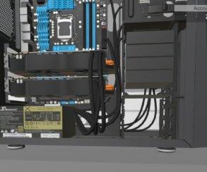 PCBuilding Simulator— симулятор сборки персонального компьютера