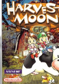 Обложка Harvest Moon 2