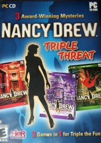 Обложка Nancy Drew Triple Threat