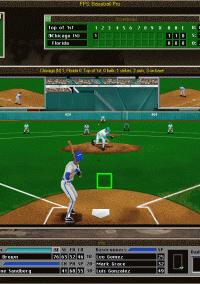 Обложка Front Page Sports: Baseball Pro '98