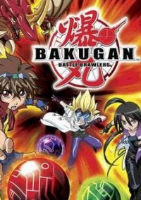 Обложка Bakugan Battle Trainer